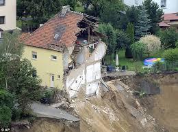 Glissements de terrain et éboulements - Ce qu'il faut d'ores et déjà savoir: